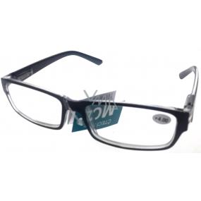Berkeley Čtecí dioptrické brýle +3,5 plast černé 1 kus MC2062