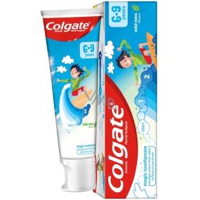 Colgate Kids 6-9 let Mild Mint magická zubní pasta pro děti 50 ml