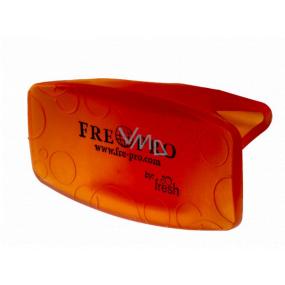 Fre Pro Bowl Clip Mango vonný WC závěs oranžová 10 x 5 x 6 cm 55 g