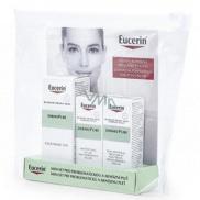 Eucerin DermoPure hloubkově čisticí gel 20 ml + sérum pro regeneraci pleti 5 ml + zmatňující emulzi 5 ml, pro problematickou a aknózní pleť
