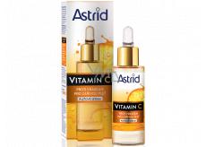 Astrid Vitamin C proti vráskám pleťové sérum 30 ml