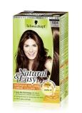 Schwarzkopf Natural & Easy barva na vlasy 584 Moka čokoláda