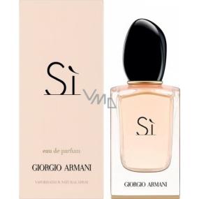 Giorgio Armani Sí parfémovaná voda pro ženy 30 ml
