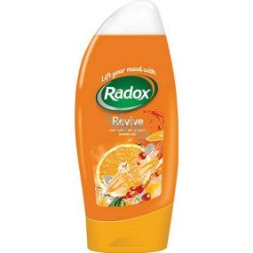 Radox Revive Mandarinka a citronová tráva sprchový gel 250 ml