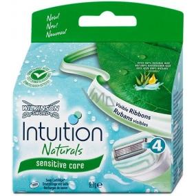 Wilkinson Intuition Sensitive Care náhradní hlavicepro ženy 6 kusů