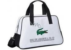 Lacoste Eau de Lacoste L.12.12 Blanc sportovní taška 45 x 30 x 17 cm 1 kus