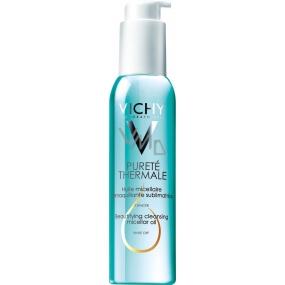 Vichy Pureté Thermale zkrášlující čistící micelární olej 125 ml