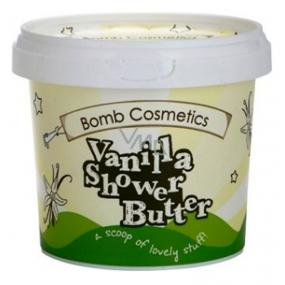 Bomb Cosmetics Vanilka - Chilla Vanilla přírodní sprchový krém pro extrémně suchou pleť 365ml