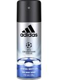 Adidas UEFA Champions League Arena Edition deodorant sprej pro muže 150 ml