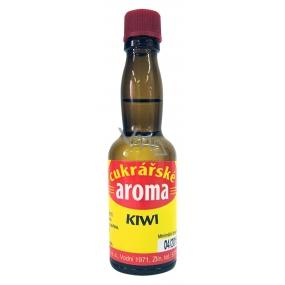 Aroma Kiwi Lihová příchuť do pečiva, nápojů, zmrzlin a cukrářských výrobků 20 ml