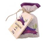 Bohemia Natur Lavender Premium koupelová sůl v plátěném sáčku 150 g
