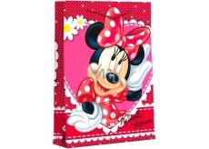 BSB Disney Dárková papírová taška dětská 22,9 x 17,5 x 9,8 cm Minnie DT M