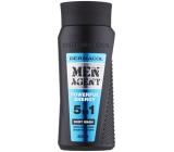 Dermacol Men Agent Powerful Energy 5v1 sprchový gel pro muže 250 ml