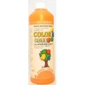 Kittfort Color Line tekutá malířská barva Oranžová 500 g