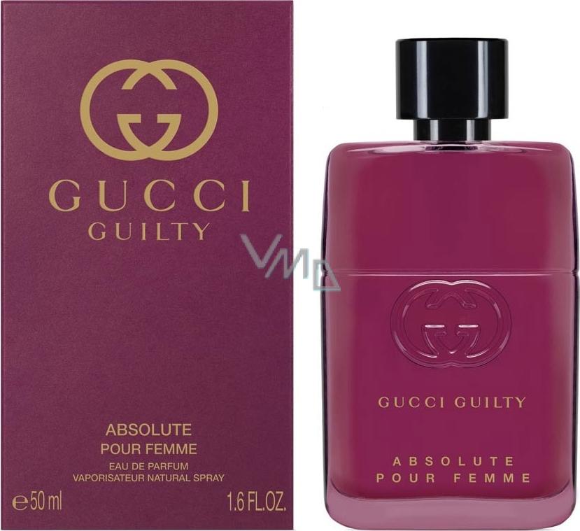 a789ff2ab Gucci Guilty Absolute pour Femme parfémovaná voda pro ženy 50 ml - VMD  parfumerie - drogerie
