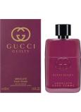 Gucci Guilty Absolute pour Femme parfémovaná voda pro ženy 50 ml