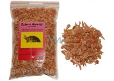 RH Sušené Krevety sušené krmivo pro terarijní zvířata 200 ml