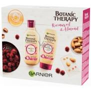 Garnier Botanic Therapy Ricinus Oil & Almond šampon pro slabé vlasy s tendencí vypadávat 250 ml + balzám 200 ml, kosmetická sada