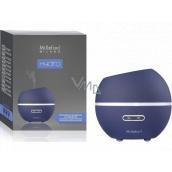 Millefiori Milano Hydro Half Sphere Blue Ultrazvukový difuzér skleněný - Moderní provonění a zvlhčení vzduchu