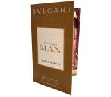Bvlgari Man Terrae Essence parfémovaná voda pro muže 1,5 ml s rozprašovačem, vialka