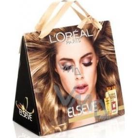 Loreal Paris Elseve Anti Breakage šampon 250 ml + hedvábný olej na vlasy 100 ml, kosmetická sada