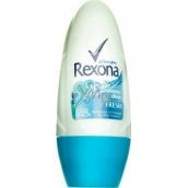 Rexona Fresh Shower Clean kuličkový antiperspirant deodorant roll-on pro ženy 50 ml