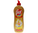 Pur Gold Lemon prostředek na mytí nádobí 700 ml