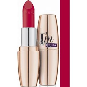 Pupa Paris Experience I m Pure Colour Lipstick rtěnka 001 Sweet Plum 3,5 g