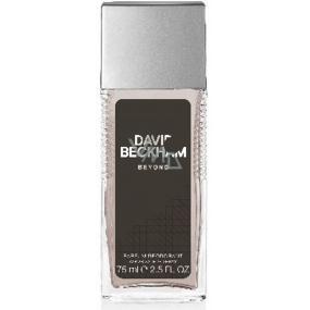 David Beckham Beyond parfémovaný deodorant sklo pro ženy 75 ml