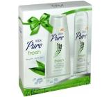 Rica Pure Fresh sprchový gel 200 ml + deodorant sprej pro ženy 150 ml, kosmetická sada
