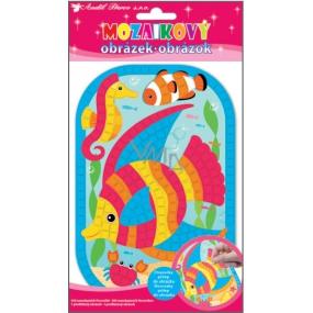 Mozaika Ryba 25 x 14 cm