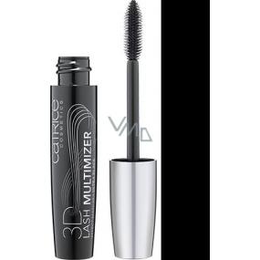 Catrice 3D Lash Multimizer Effect Mascara řasenka 010 Ultra Black 11 ml