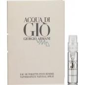 Giorgio Armani Acqua di Gio pour Homme toaletní voda 1,5 ml s rozprašovačem, Vialka