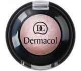 Dermacol Bonbon Wet & Dry Eye Shadow Metallic Look oční stíny 207 6 g