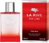 La Rive Red Line toaletní voda pro muže 90 ml