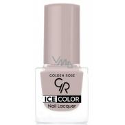 Golden Rose Ice Color Nail Lacquer lak na nehty mini 119 6 ml
