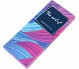 Albi Dárková mléčná čokoláda Pro radost 50 g 14 x 6 cm