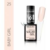 Revers Solar Gel gelový lak na nehty 25 Baby Girl 12 ml