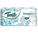 Tento Elegance Oceanic parfémovaný toaletní papír 3 vrstvý 150 útržků 8 kusů