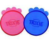 Trixie Víčko na konzervy 10 cm 2 kusy různé barvy