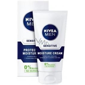Nivea Men Sensitive zklidňující pleťový krém 75 ml
