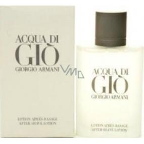 Giorgio Armani Acqua di Gio pour Homme voda po holení 50 ml