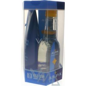 Alpa Francovka francovka 60 ml + masážní gel 100 ml + masážní krém 40 g, kosmetická sada