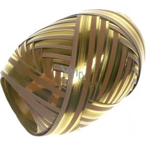 Nekupto Klubíčko Luxus zlato-béžová lesklá a matná 10 m 162 01 KB