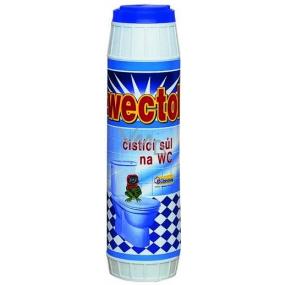 Wectol Wc čisticí sůl práškový přípravek na odstraňování železitovápenatých usazenin, skvrn a zápachu 500 g