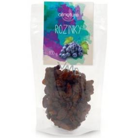 Allnature Rozinky sušené plody 100 g