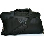 Hugo Boss Sport Bag Taška černá velká 49 x 27 x 21 cm