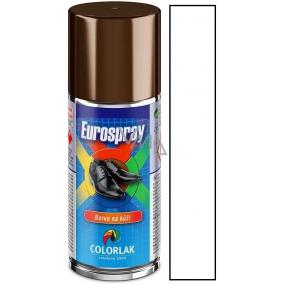 Colorlak Eurospray Barva na kůži bílá sprej 160 ml