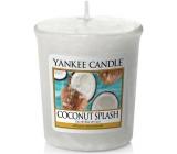 Yankee Candle Coconut Splash - Kokosové osvěžení vonná svíčka votivní 49 g