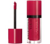 Bourjois Rouge Edition Velvet ekutá rtěnka s matným efektem 015 Red-volution 7,7 ml